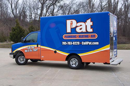 Pat Truck Wrap 2