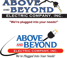 Above And Beyond Electrician Logo Update