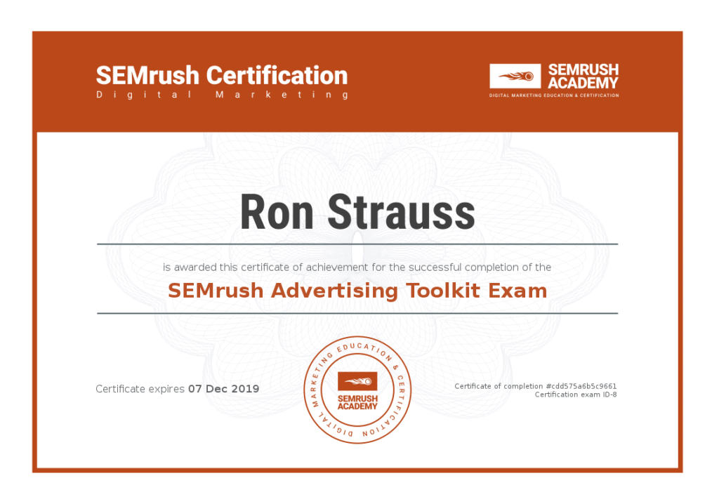The 6-Second Trick For Semrush Academy