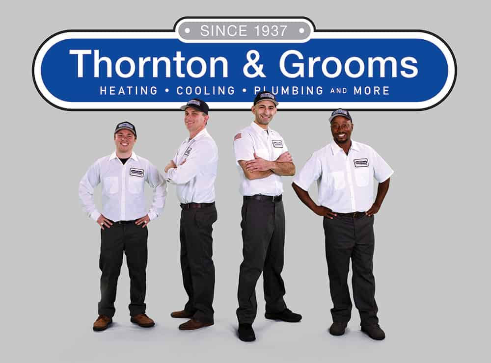 Thornton & Grooms Plumbing Heating & Cooling