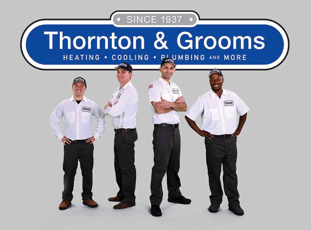 Thornton & Grooms Plumbing Heating & Cooling