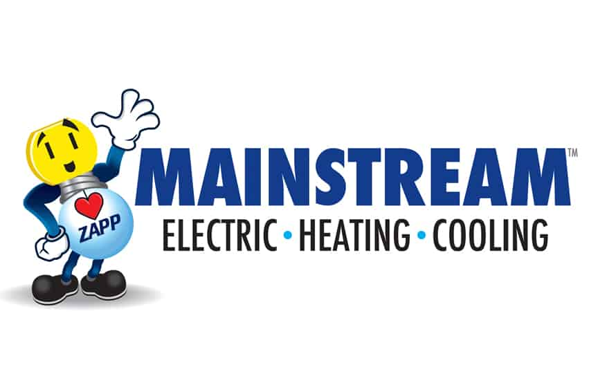 Mainstream Contractor Logo
